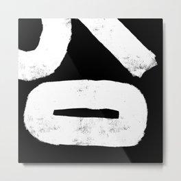 Nikko Abstract Series - Light Line 1 Metal Print