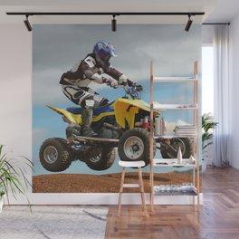 ATV Air Wall Mural