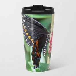 Swallowtail Sunshine Travel Mug