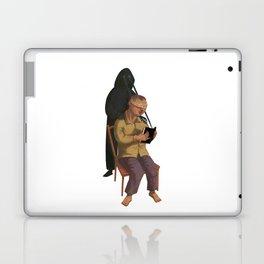 Horor Fiction Laptop & iPad Skin