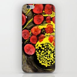 vertigo iPhone Skin
