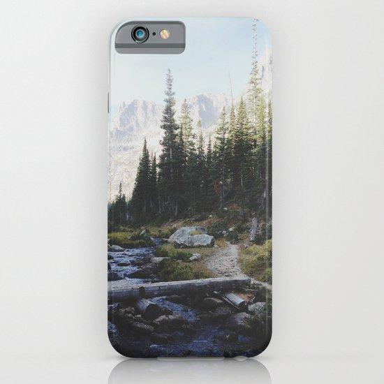 Rocky Mountain Creek iPhone & iPod Case