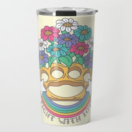 Fight with Love Travel Mug