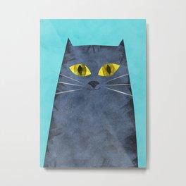 Tabby Metal Print