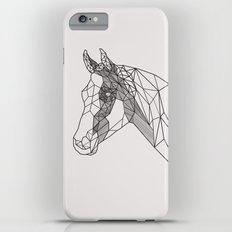 Edgy Horse Slim Case iPhone 6s Plus