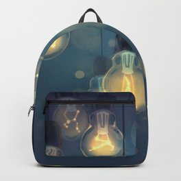 constellation lights Backpack