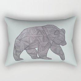 Bear. Rectangular Pillow