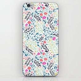 Teeny Tiny Floral iPhone Skin