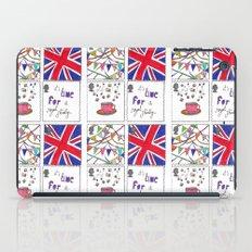 A Royal Shindig iPad Case
