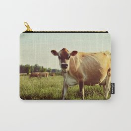 jersey cow Carry-All Pouch