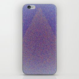 A Blue Point iPhone Skin