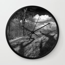 Carrion Wall Clock