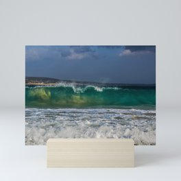 Rough Seas Mini Art Print