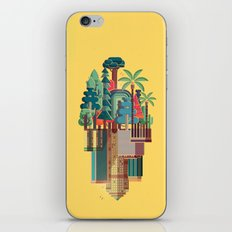Natural Recall · Support Green  iPhone & iPod Skin