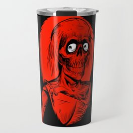 Longing for Brains Travel Mug