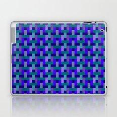 Woven Pixels II Laptop & iPad Skin