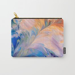 Beautiful Watercolor Painting Carry-All Pouch
