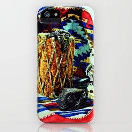 Navajo Still Life iPhone Case