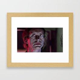 Lance Framed Art Print