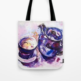 20161229 NOC Coffee and Toaster Graham Street HK Tote Bag
