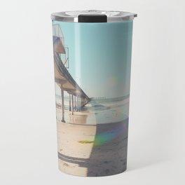 Scripps Pier Ocean Beach San Diego Travel Mug