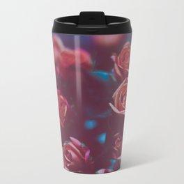 Botánico Oscuro Metal Travel Mug