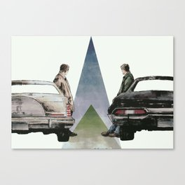 Pimpala Canvas Print