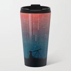 Meteor rain Metal Travel Mug