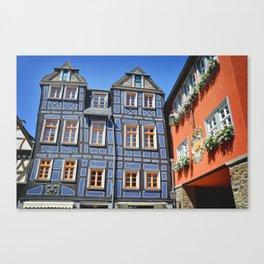 Idstein Charm Canvas Print