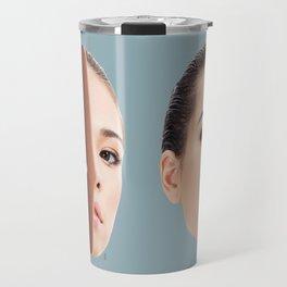 Double Personality Travel Mug