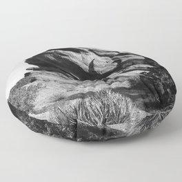 Vasquez Rocks Floor Pillow