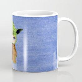 A Boy - Yoda Coffee Mug