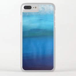 Atlantis Clear iPhone Case