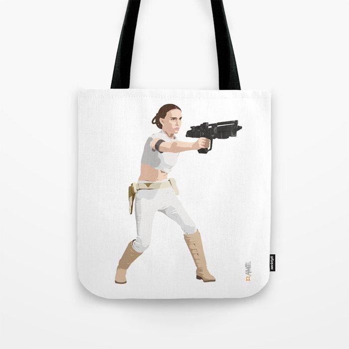 Padme Of Star Wars Tote Bag By Aimeereich