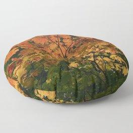 Autumn Shade Floor Pillow