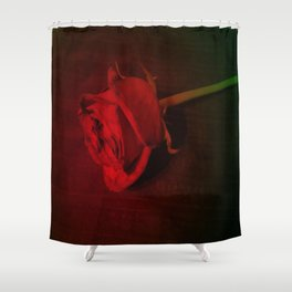 Rose #5 Shower Curtain