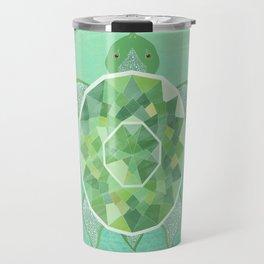 Turtle - Emerald Travel Mug