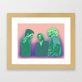 It's a Walk Off Framed Art Print