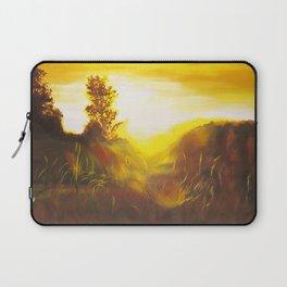 Dancing Sunset Laptop Sleeve