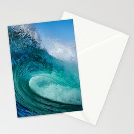 Teal Stationery Cards