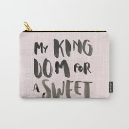 My kingdom for a sweet Carry-All Pouch