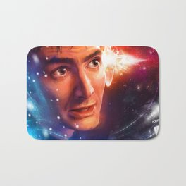 The Time Lord Victorious Bath Mat