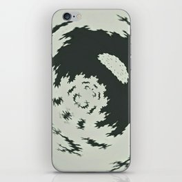 Unsharp Fractal iPhone Skin