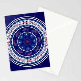 Bear Spirit (Blue) Stationery Cards