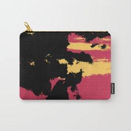 Ishitaro - Abstract Colorful Batik Boheme Art Carry-All Pouch