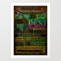 DiLL Art Print