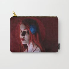 Scarlet Carry-All Pouch