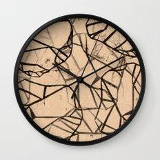 Geometric Pattern 1 Wall Clock
