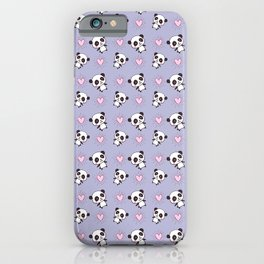 Pandas iPhone Case