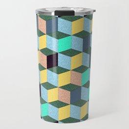 Cubic Plaything Travel Mug